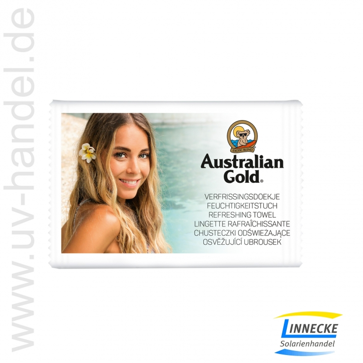 Australian Gold<br><br>Refreshing Towel 1000 Stück