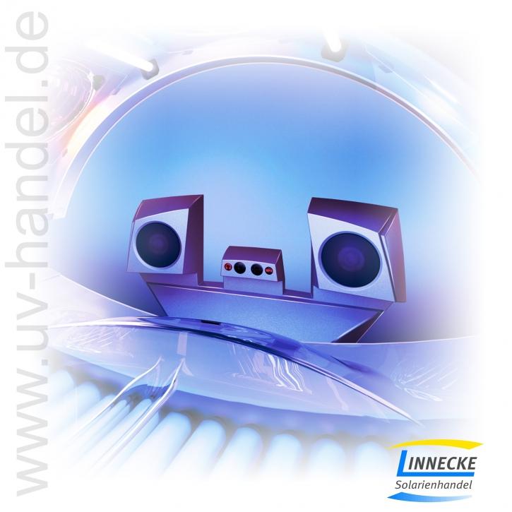 Ergoline Stereo Sound Plus für Passion, Flair und Beauty Light